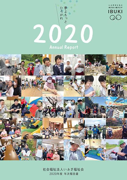 年次報告書 2020年